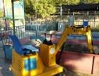 儿童娱乐挖掘机四台