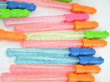 【夏天热销玩具】儿童泡泡水 户外休闲玩具 七彩泡泡棒 地滩热卖