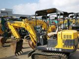 西安二手小型挖机转让 二手小型挖机市场