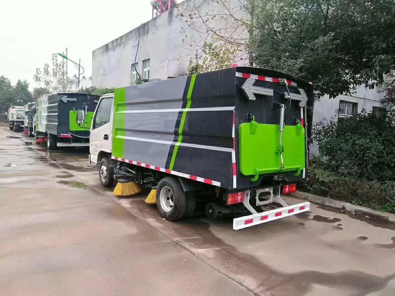 供应湖北随州程力威牌小型扫路车,扫路车厂家