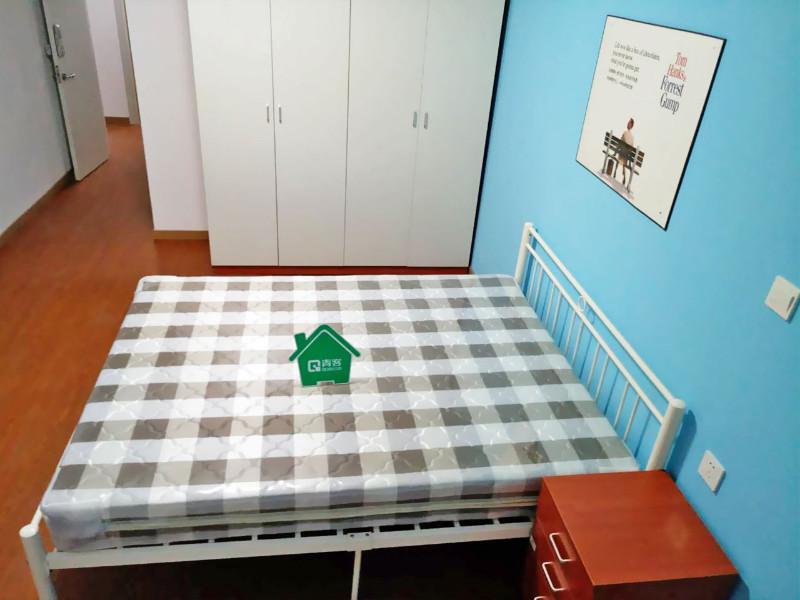 (押一付一)可单租 精装修大单间带阳台独卫 可做饭