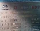 宇通 客运客车 37座非营运大连牌照国三绿标