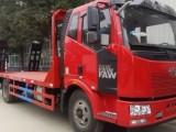 解放J6板長5米8大柴180馬力平板車直銷價格