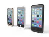 ip6代新款3200mAh移动电源 平果6代手机超薄电池背夹 背