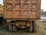 转让17年12月德龙后八轮自卸车