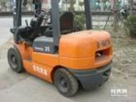 上海南汇区叉车回收 二手叉车回收