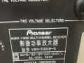 先锋VSX-D209-G功放一台