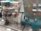 惠州发电机回收商家