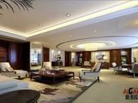重庆厂房办公室装修 渝北区企业办公楼装修设计案例 爱港装饰