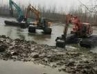 长治市长治县德国沃尔沃215型水陆挖掘机租赁工程机械
