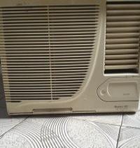 离开长沙,转让两台制冷效果很好的窗机空调