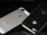 新款iphone4s手机壳 苹果5金属保护套 iphone5双色