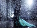 雨屋水幕秋千 发光秋千彩色跑铁塔鲸鱼岛蜂巢迷宫航空展租赁