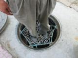 山东优质防坠入井盖厂家推荐 山东防坠入井盖厂家
