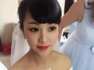 专业婚礼跟妆师打造精致新娘