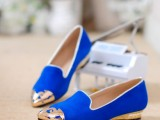 14真皮牛皮女鞋 低粗跟休闲奢华金属鞋头单鞋 厂家直销 一件代发