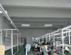 沙井新发新出楼上1350平厂房出租,一楼580平