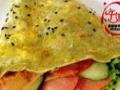 果蔬营养煎饼