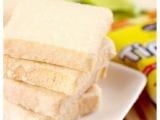 越南进口tipo面包干白巧克力鸡蛋牛奶零食300g一件代发