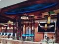 三元桥西餐厅光纤星空