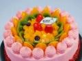 荆州实体蛋糕店沙市区网上蛋糕预定专业特色送货上门蛋