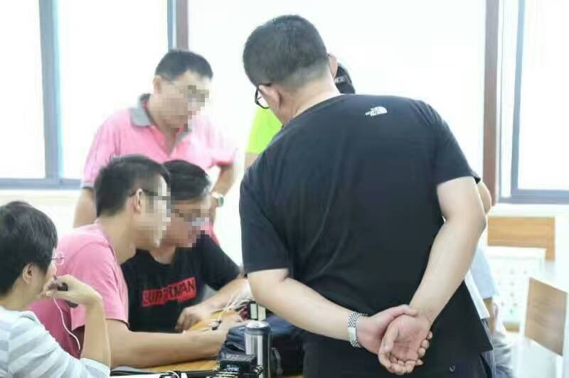 青岛维修电工中级技术培训 电工课程 钳工证培训学校