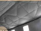 生产批发各种尺寸帆布帐篷,工地帐篷,工程帐篷,齐鲁帆布帐篷厂