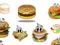 汉堡加盟店 快餐 投资金额 5-10万元