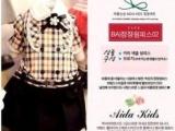 爱童会L0015守护天使 日韩热销 童套装批发学院美少女短袖四件