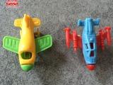客机塑料小玩具抽奖玩具小赠品小礼品厂家直销1元以下食品配套