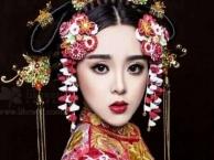 中式出门造型,打造中国风婚礼