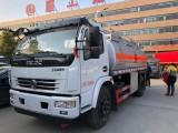 厦工楚胜生产的东风多利卡8吨油罐车怎么样 东风多利卡油罐车