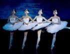 芭蕾的轻准稳美