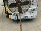 海关拍卖货韩国16寸全金属古铜色 风扇