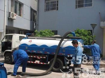 西城阜成门13522110568非开挖管道置换 高压清洗