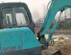 神钢 SK60-C 挖掘机          (低价转让挖掘机)