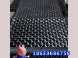 闭式塔PVC进风格栅安装步骤