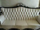 石家庄沙发维修翻新 沙发换簧换海绵换皮面 上门维修