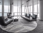 雅鼎公装-办公室装修时如何选择地毯颜色?
