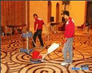 中山(小榄)清洗地毯 地板打蜡