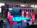 会展服务 特装物料LED大屏 灯光音响租赁