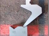 模具厂家销售42crmo材质折边机上刀高精度折弯机模具