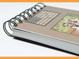 深圳产品手册设计 加工PP线圈笔记本  YO书 封面胶套蛇仔书