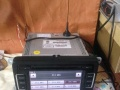 装导航换下的大众六碟CD机