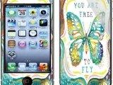 爆款iphone4彩膜 苹果4s卡通膜 浮雕夜光闪钻手机保护膜