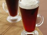 批发特价爱尔兰带把拿铁玻璃杯冷饮花茶杯牛奶耐热玻璃奶茶