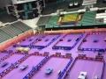 厂家直销PVC运动地板球场耐磨弹性好地铺