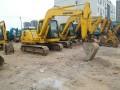 二手优质的小松挖掘机120出售