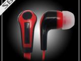 厂家批发新款4.2毫米宽面条耳机MP3入耳式重低音手机耳机地摊热