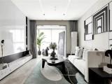 住宅装修新房装修厨房装修公司提供客厅整装服务